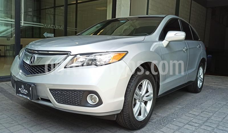 Acura RDX 3.5L  usado (2015) color Plata Dorado precio $269,000