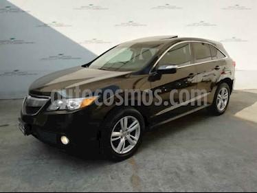 Acura RDX 5p V6/3.5 Aut AWD usado (2014) color Marron precio $249,000