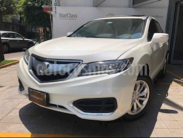 Acura RDX 5p V6/3.5 Aut AWD usado (2018) color Blanco precio $485,000