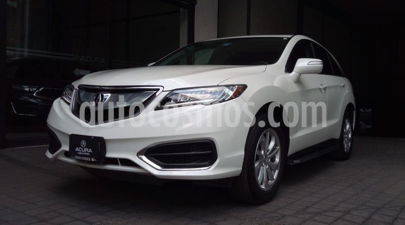 Acura RDX 3.5L usado (2016) color Blanco precio $348,000