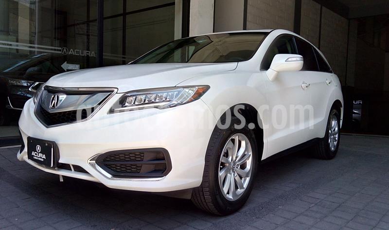 Acura RDX 3.5L  usado (2016) color Blanco precio $349,000