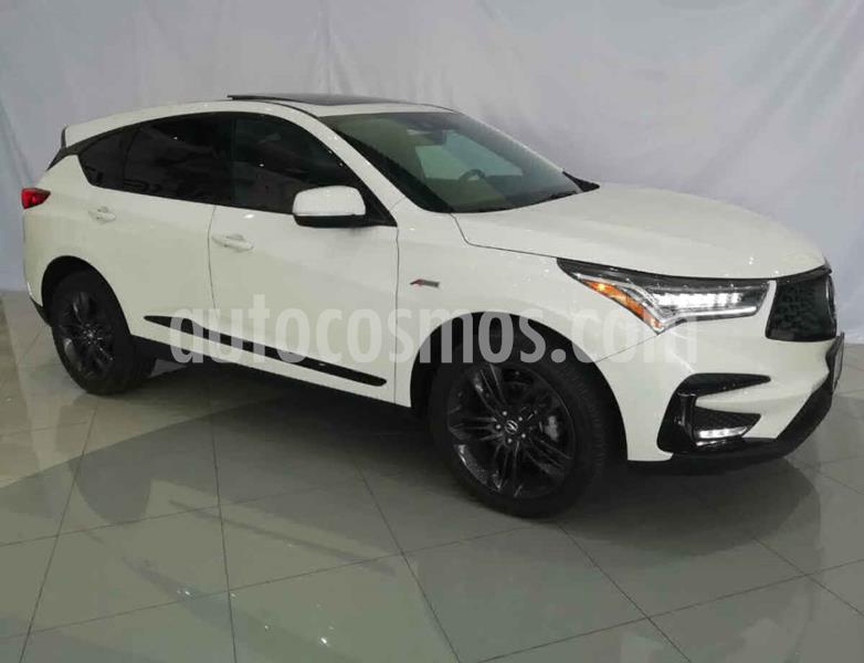 Acura RDX A-Spec usado (2020) color Blanco precio $789,900