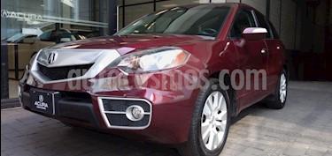 Acura RDX 5P L4 2.3T TA PIEL RA-18 usado (2011) color Rojo precio $199,000