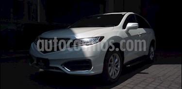 Acura RDX 5P V6 3.5L TA PIEL QC GPS F. LED RA-18 usado (2016) color Blanco precio $348,000