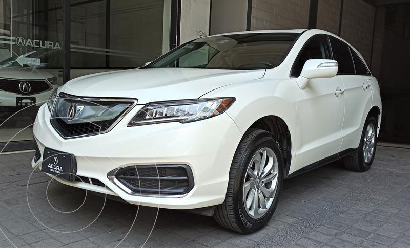 Foto Acura RDX 3.5L usado (2018) color Blanco precio $463,000