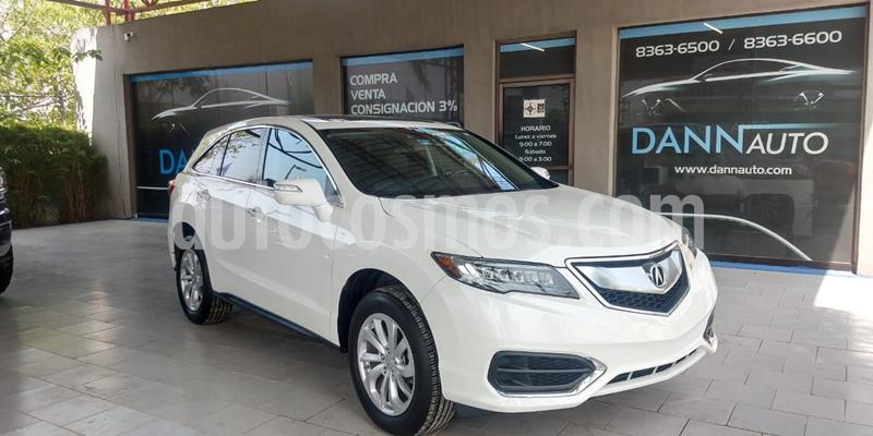 Acura RDX 3.5L  usado (2017) color Blanco precio $379,000
