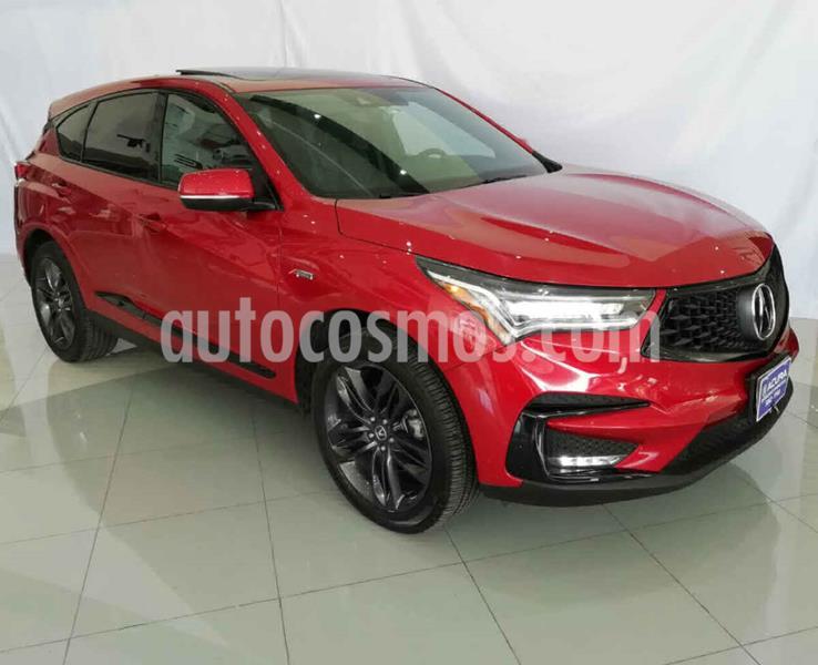 Acura RDX A-Spec usado (2019) color Rojo precio $774,900
