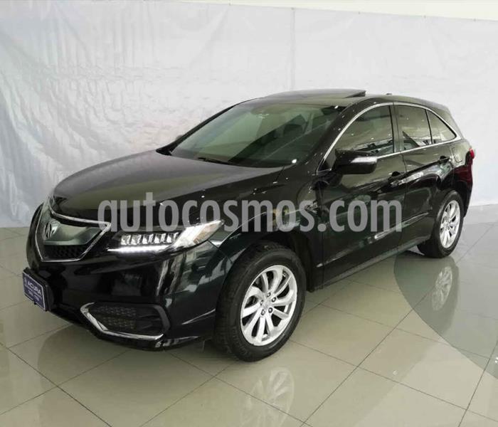 Acura RDX 3.5L  usado (2017) color Negro precio $370,000