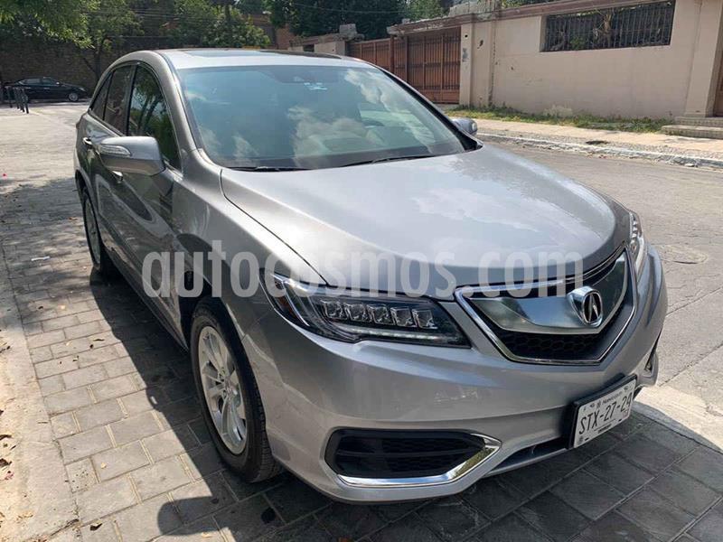 Acura RDX 3.5L  usado (2017) color Plata precio $429,900