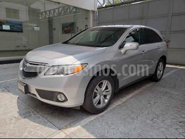 Acura RDX 3.5L  usado (2013) color Plata precio $239,000
