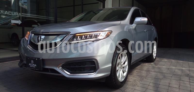 Acura RDX 3.5L usado (2016) color Plata precio $350,000
