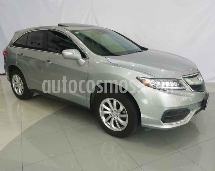 Acura RDX 5p V6/3.5 Aut AWD usado (2018) color Plata precio $475,000