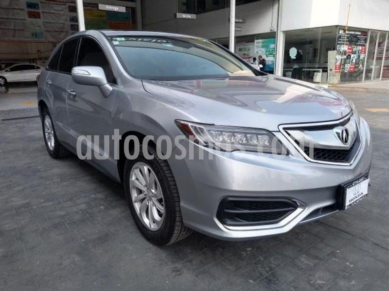 Acura RDX 3.5L usado (2018) color Plata precio $455,000