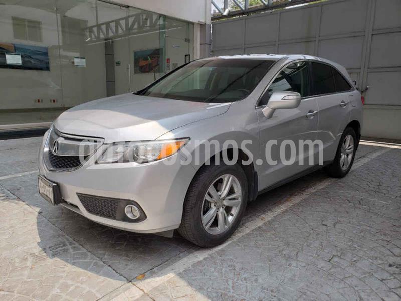 Acura RDX 3.5L  usado (2014) color Plata precio $249,000