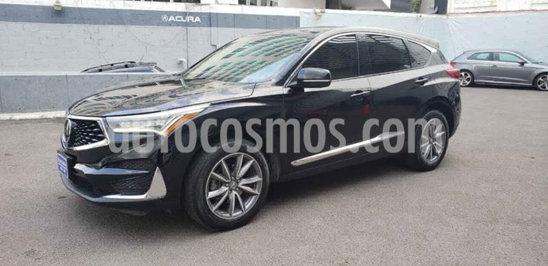 Acura RDX Tech usado (2019) color Negro precio $639,000