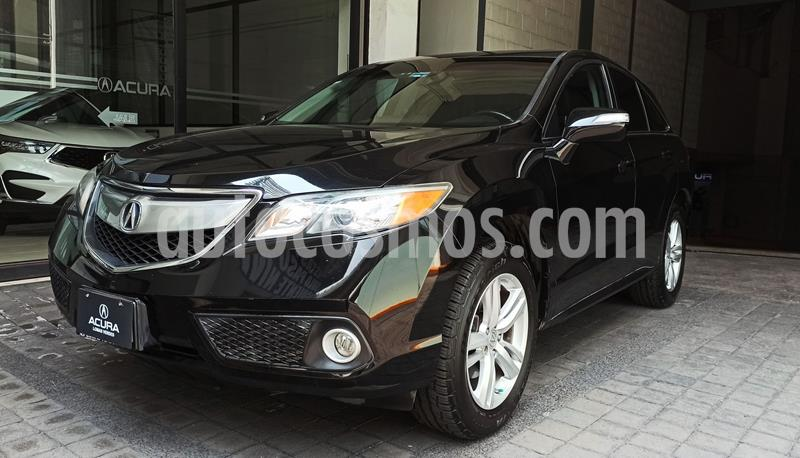 Acura RDX 3.5L  usado (2013) color Negro precio $196,000