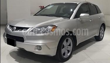 Acura RDX 5p L4/T Aut AWD usado (2007) color Gris precio $110,000