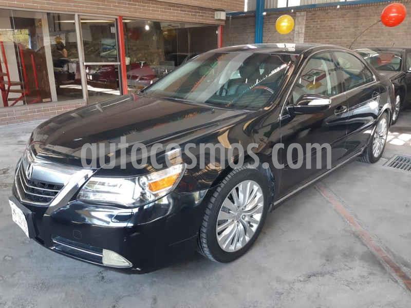 Acura RL 3.5L usado (2011) color Negro precio $220,000