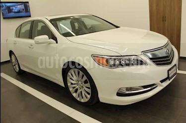 Foto venta Auto usado Acura RLX 3.5L (2014) color Blanco precio $399,000