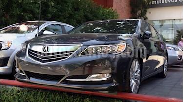 Foto venta Auto usado Acura RLX 3.5L (2014) color Negro precio $399,000