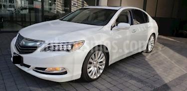 Foto venta Auto usado Acura RLX 3.5L (2015) color Blanco precio $425,000