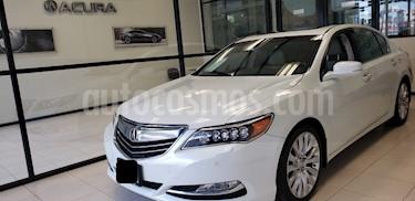 Foto venta Auto usado Acura RLX 3.5L (2015) color Blanco precio $420,000