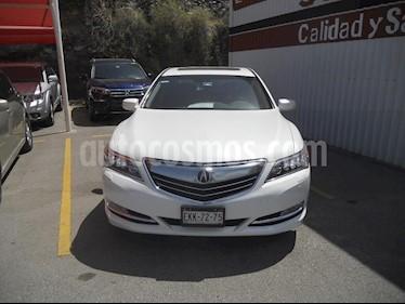Foto venta Auto usado Acura RLX 3.5L (2014) color Blanco precio $359,000