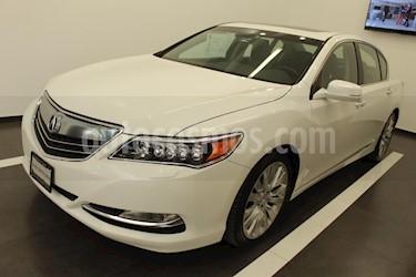 Foto venta Auto usado Acura RLX 3.5L (2014) color Blanco precio $410,000