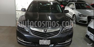 Foto venta Auto usado Acura RLX 4p V6/3.5 Aut (2014) color Gris precio $305,000