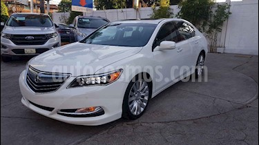 Acura RLX 4p V6/3.5 Aut usado (2014) color Blanco precio $349,000