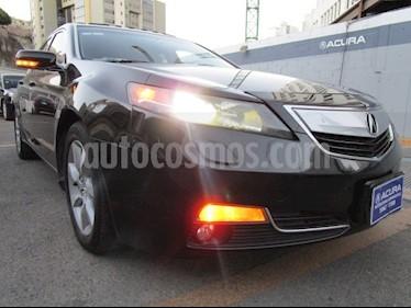 Foto venta Auto usado Acura TL 3.5L (2012) color Negro precio $205,000