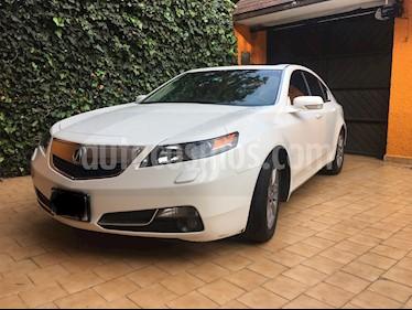 Foto Acura TL 3.5L usado (2013) color Blanco precio $205,000