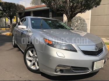 Acura TL 3.5L usado (2013) color Plata precio $210,000