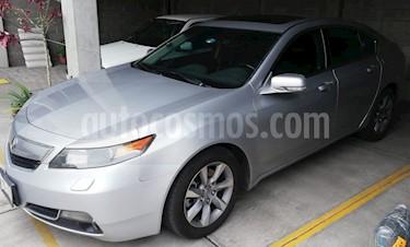 Acura TL 3.5L usado (2012) color Plata precio $202,000