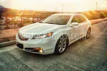 Foto venta Auto usado Acura TL 3.5L (2013) color Blanco precio $223,000