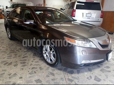 Foto venta Auto usado Acura TL 3.5L (2010) color Gris Vulcano precio $149,000