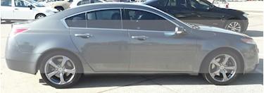 Foto venta Auto usado Acura TL 3.7L (2010) color Gris Vulcano precio $180,000