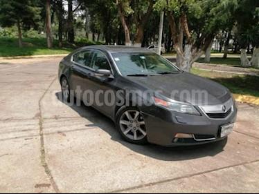 Foto venta Auto usado Acura TL 4p V6/3.5 Aut (2012) color Gris precio $160,000