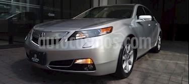 Foto Acura TL 3.5L usado (2012) color Plata precio $199,000