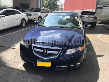 Acura TL 3.2L usado (2008) color Azul precio $100,000