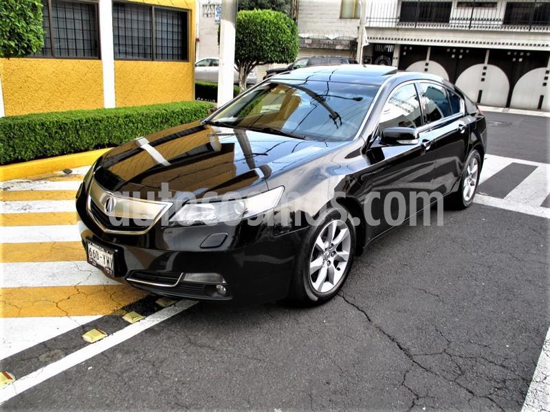 Acura TL 3.5L usado (2013) color Negro precio $174,900