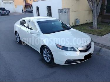 Acura TL 3.5L usado (2012) color Blanco precio $175,000