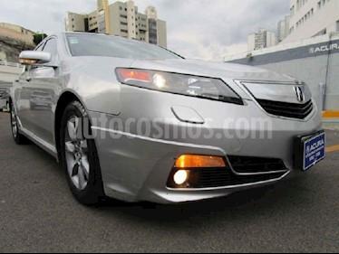 Acura TL 5p aut usado (2012) color Plata precio $165,000
