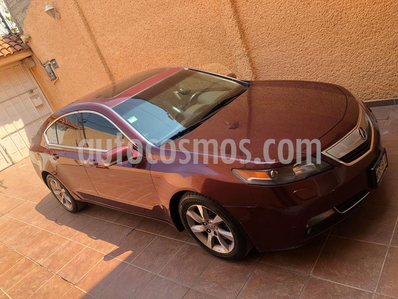 Acura TL 3.5L usado (2012) color Rojo precio $126,500