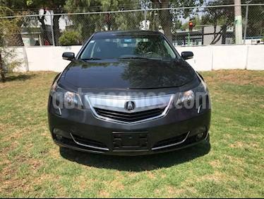Acura TL 4p 3.5 AT usado (2013) color Gris precio $155,010