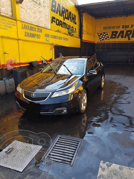 Acura TL 3.7L usado (2012) color Negro precio $180,000