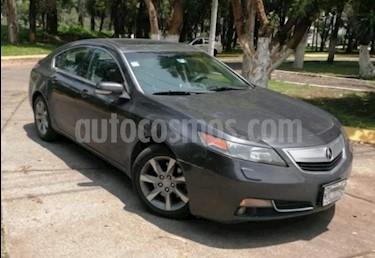 Foto Acura TL 4p V6/3.5 Aut usado (2012) color Gris precio $145,000