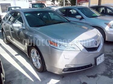 Acura TL 3.5L usado (2010) color Plata precio $169,000