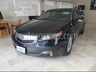 Acura TL 3.5 AT usado (2012) color Negro precio $195,000