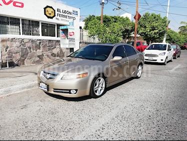 Acura TL 3.2L usado (2007) color Oro precio $95,000